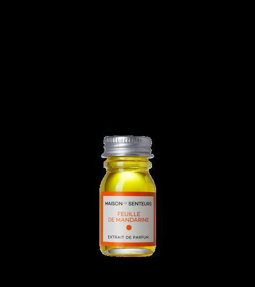 Extrait de parfum Feuille de Mandarine - Maison de Senteurs - Tunisie