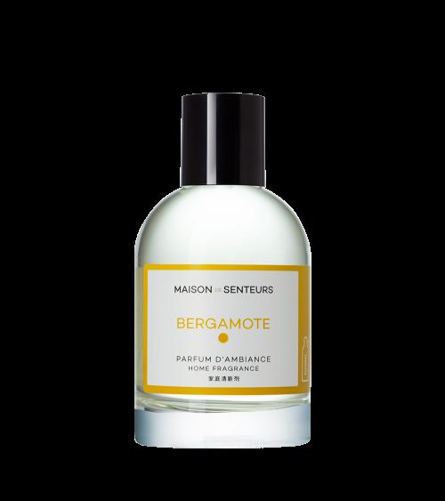 Parfum d'ambiance Bergamote - Maison de Senteurs - Tunisie