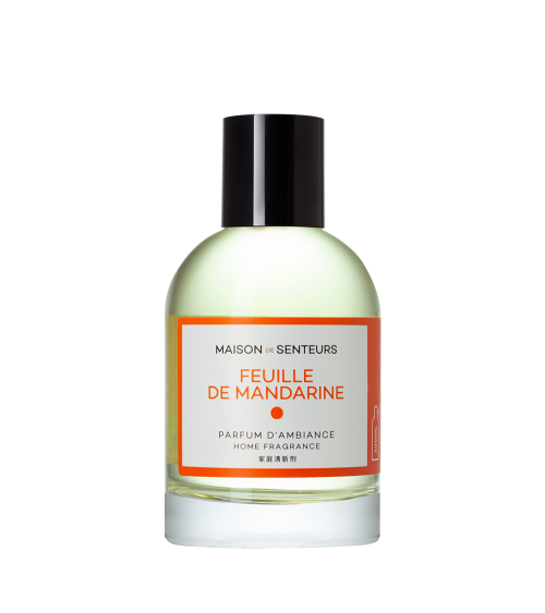 Parfum d'ambiance Feuille de Mandarine - Maison de Senteurs - Tunisie