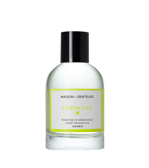 Parfum d'ambiance Lemon Fizz - Maison de Senteurs - Tunisie