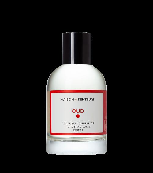 Parfum d'ambiance Oud - Maison de Senteurs - Tunisie