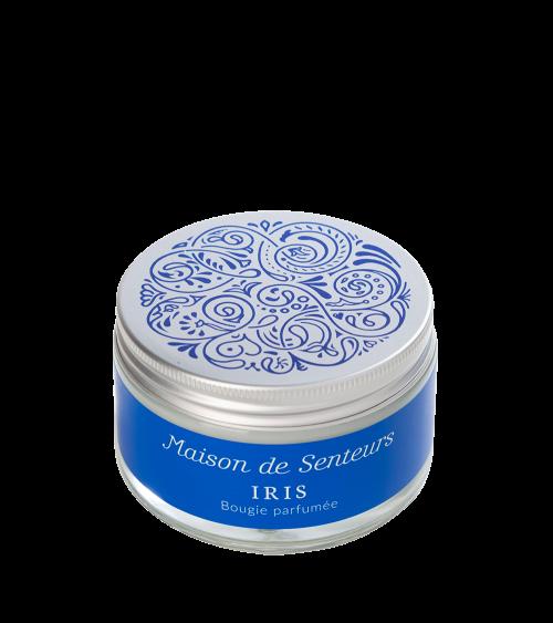 Bougie parfumée Iris - Maison de Senteurs - Tunisie
