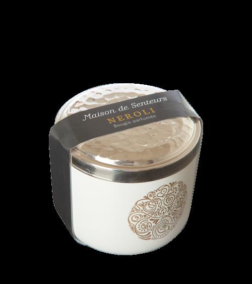 Bougie parfumée Neroli - Maison de Senteurs - Tunisie
