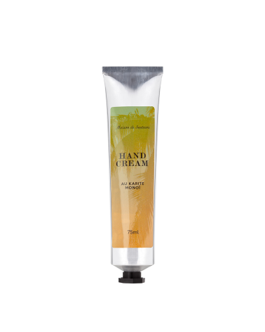 Crème mains Monoi - Maison de Senteurs - Tunisie 1