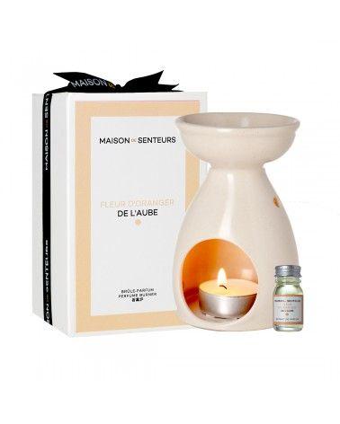 Brule parfum céramique Fleur d'Oranger de l'aube - Maison de Senteurs - Tunisie