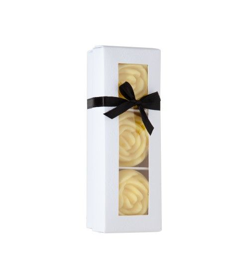 Pack de 3 Savons Bergamote Fleur - Maison de Senteurs -Tunisie