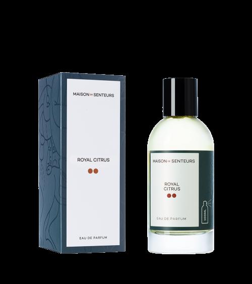 Eau de parfum Royal Citrus - Maison de Senteurs - Tunisie - 2